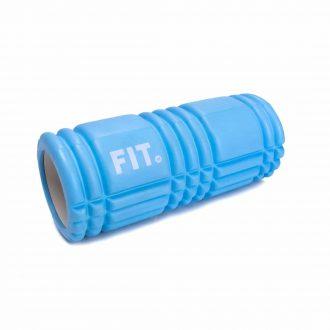 FIT foamroller blauw