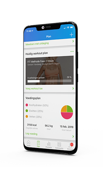 FIT Methode app