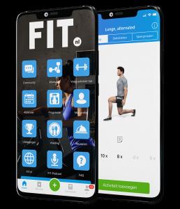 FIT Methode app header
