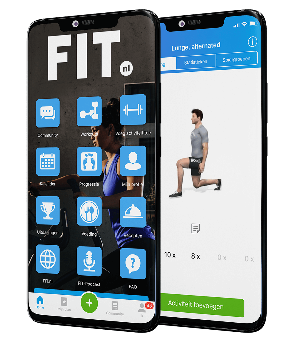 FIT Methode app header