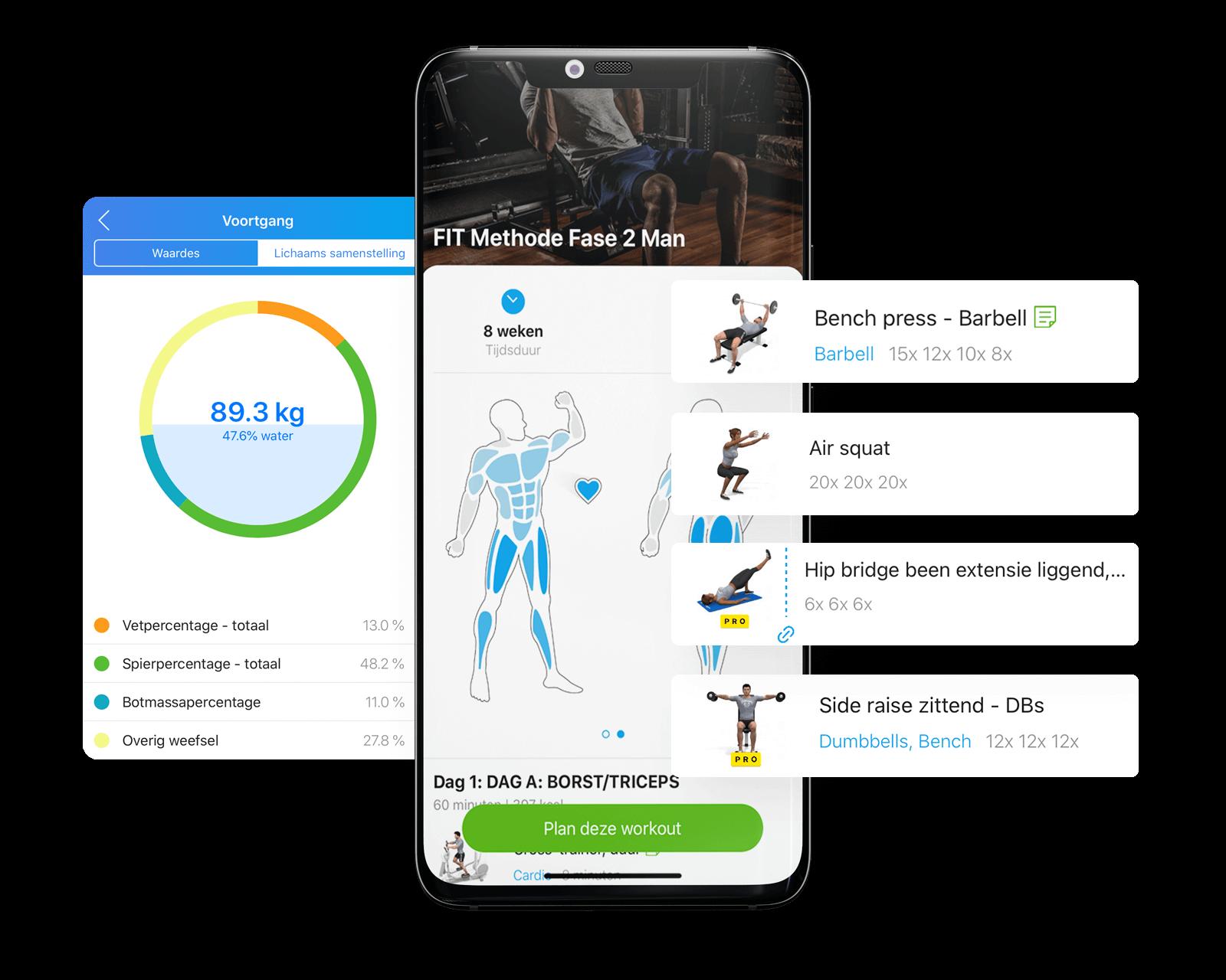 app trainingsplan