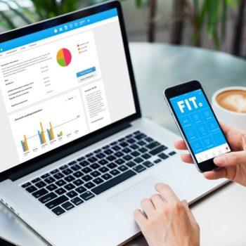 FIT-app-macbook-&-mobile